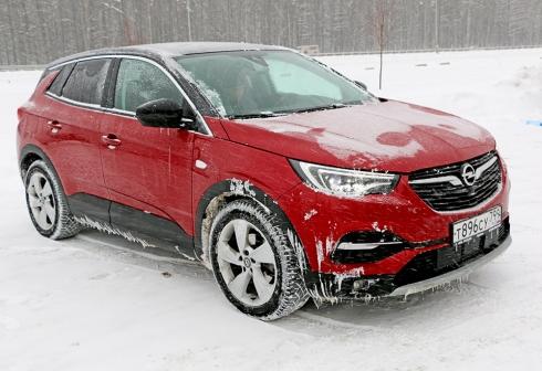 Тест-драйв: Opel Grandland X