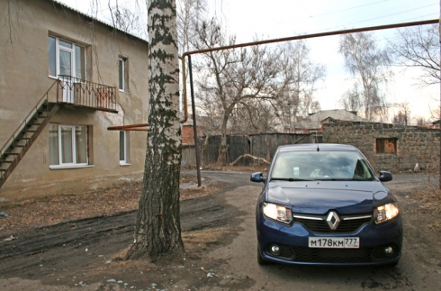 Благотворительный рейс в Новольвовск вместе с Renault Sandero