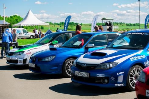 Первый в истории SubaFEST в Санкт-Петербурге