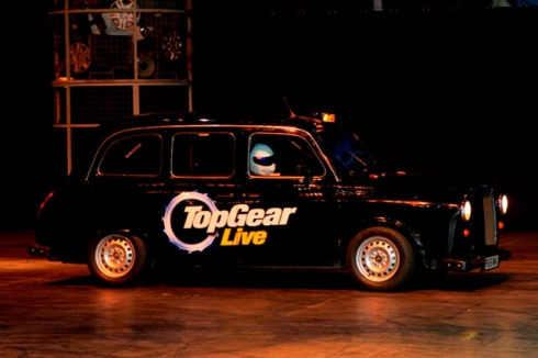 Top Gear Live  в Москве – 2013