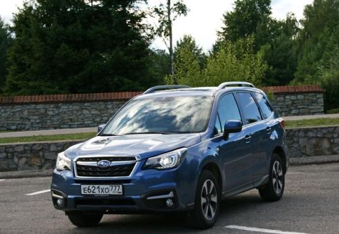 Прогулка в усадьбу Поленово – вместе с Subaru Forester
