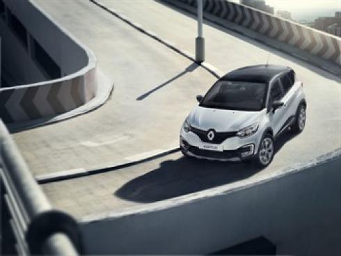 Полноприводный кроссовер Renault Kaptur: мировая премьера в Москве
