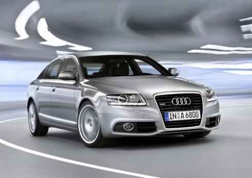 Audi А6 с пакетом Image – для тех, кто ценит индивидуальность.
