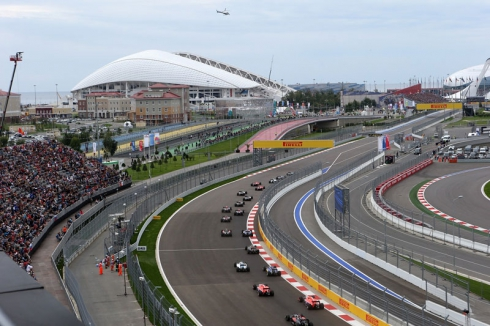 Новости Формулы 1: Гран-при России 2016
