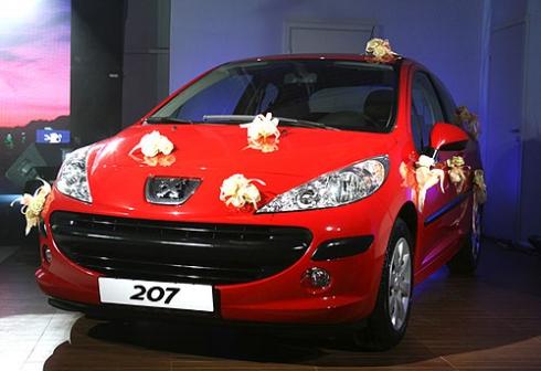 Новый салон Peugeot от компании «Фаворит Моторс».