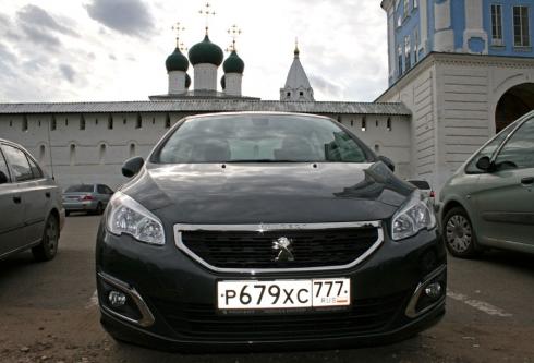 В Переславль-Залесский на Peugeot 408