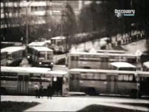 Автомобили – помощники ликвидаторов аварии на Чернобыльской АЭС