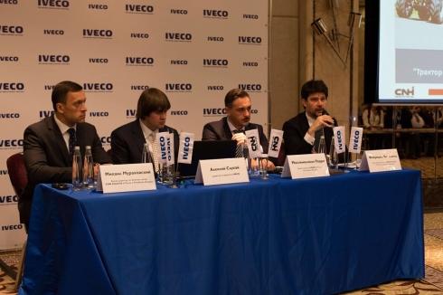 IVECO укрепляет позиции на российском рынке