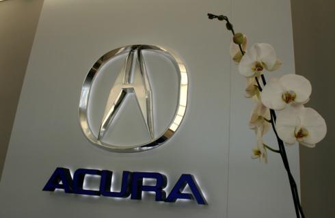 Открытие первого дилерского центра Acura в России