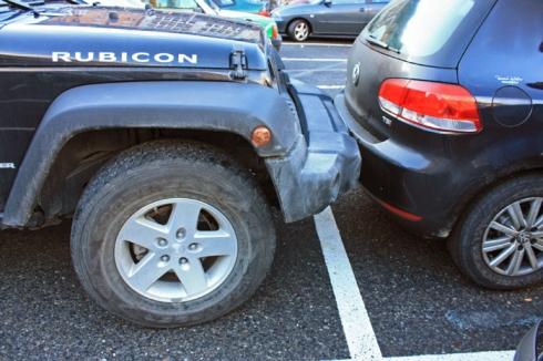 Близкие контакты третьего рода в Андорре, Или особенности местной парковки