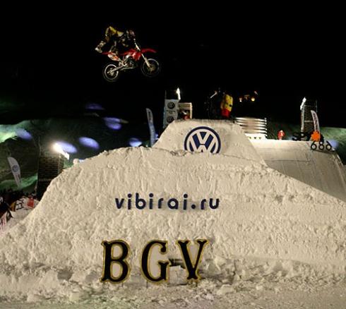 BGV-2009 фестиваль зимнего экстрима.